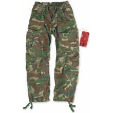 Брюки Surplus Airborne Vintage Trousers woodland