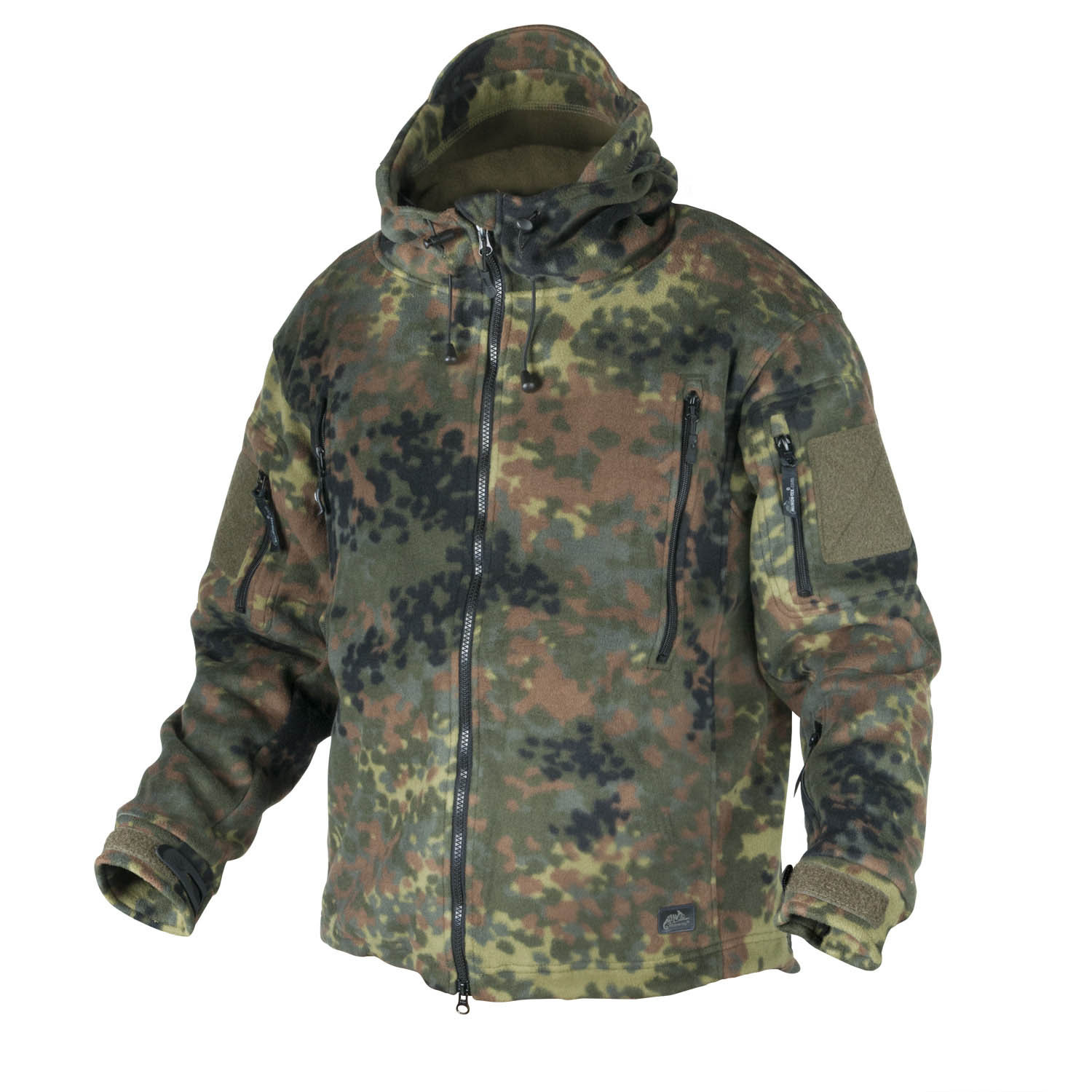 Куртка Helikon-Tex Patriot флисовая flecktarn