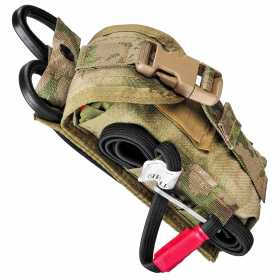 Медицинский подсумок MOLLE Bleeder/Blowout High Speed Gear, цвет – Coyote