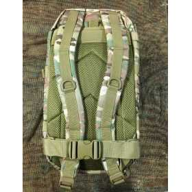 Рюкзак Tactical PRO Assault I Laser 20л 600 Den multicam